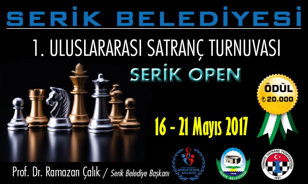 Serik Open